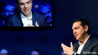 Weltwirtschaftsforum 2018 in Davos | Alexis Tsipras, Premierminister Griechenland