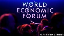 Weltwirtschaftsforum 2018 in Davos