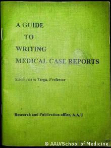 Edemariam Tsega Professor Äthiopien