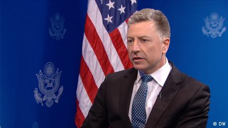 Волкер закликає Росію звільнити українських моряків
