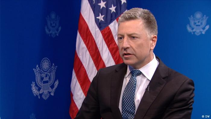 Kurt Volker, renunció el 27.09.2019 a su cargo como representante especial de EE. UU en Ucrania