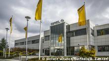 Polen Opel-Werk in Gliwice