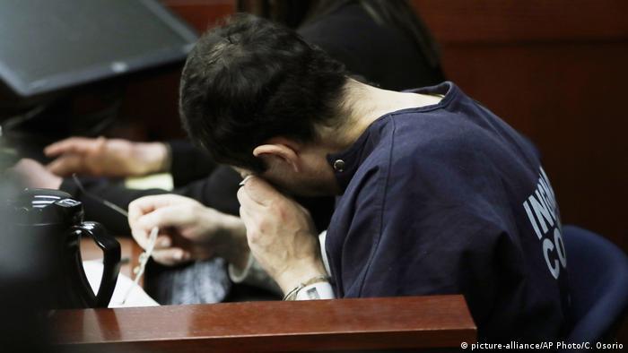 USA Urteil Larry Nassar, Trainer Turnverband (picture-alliance/AP Photo/C. Osorio)