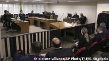 Brasilien Prozess Korrpution Luiz Inacio Lula da Silva, ehemaliger Präsident