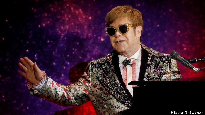 Elton John To Bow Out Of Touring With 300 Date Concert Tour News Dw 24 01 2018