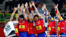 Handball EM | Deutschland - Spanien