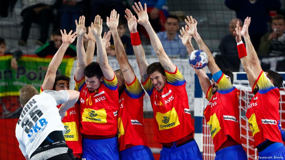Handball: Spain make last four as holders Germany miss out | More sports | DW | 24.01.2018