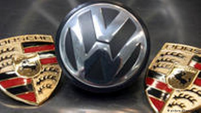 Logotipi VW-a i Porschea