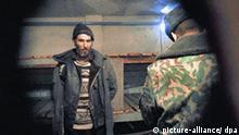 Blick in das russische Filtrationslager Tschernokosovo