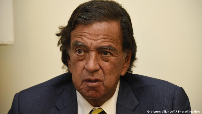 Bill Richardson (picture-alliance/AP Photo/Thet Htoo)