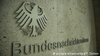 Berlin Neubau Bundesnachrichtendienste Berlin (picture-alliance/dpa/P. Zinken)