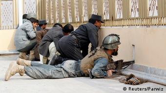 Ο αφγανικός στρατός δεν διαθέτει τα μέσα