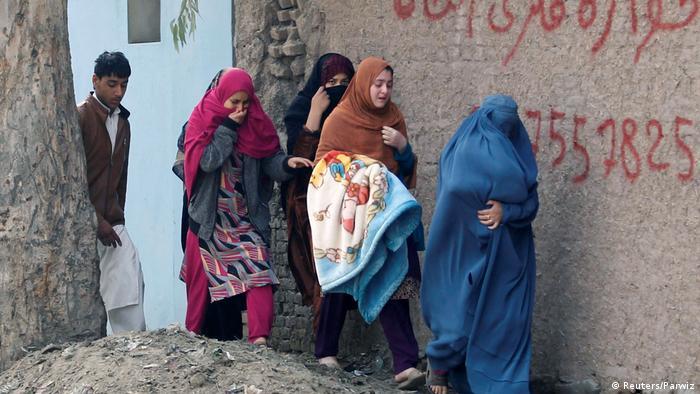 Afghan women in Jalalabad