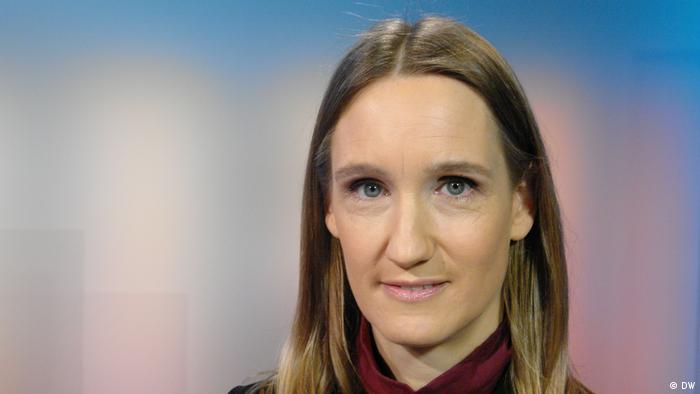 كريستين هيلبرغ: الأوروبيون والأمريكان، لم يتعلموا من الانهيارات في العالم العربي مذذ 2011.