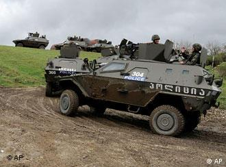 Oklopna vozila Gruzije