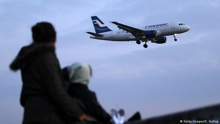 Finnair Flugzeug (Getty Images/S. Gallup)