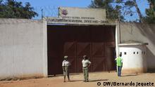 Mosambik Das tägliche Leben von den Gefangenen in Manica