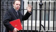 23.01.2018 23/01/2018. London, United Kingdom. UK Cabinet Meets. Pictured: Matt Hancock MP, Secretary of State for Digital, Culture, Media and Sport. Cabinet Ministers arrive and depart from Number 10 Downing Street as the weekly government Cabinet Meeting. PUBLICATIONxINxGERxSUIxAUTxHUNxONLY xPetexMaclainex/xi-Imagesx IIM-16800-0039