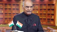 Indien Neu Delhi Präsident Ram Nath Kovind