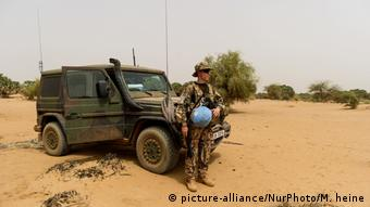 Mali Gao Bundeswehr UN Mission MINUSMA