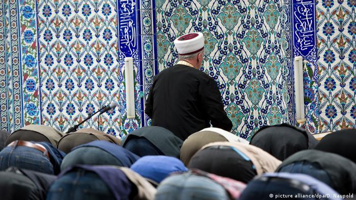 Deutschland DiTiB-Moschee in Stuttgart (picture alliance/dpa/D. Naupold)
