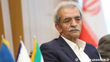 Gholamhossein Schafie, Chef der iranischen Handelskammer.