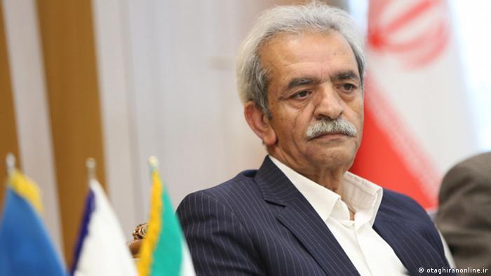 غلامحسین شافعی، رئيس اتاق بازرگانی، صنایع و معادن و کشاورزی ایران