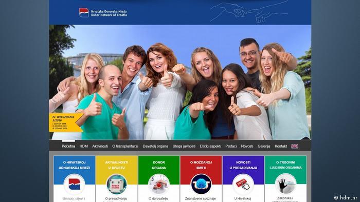 Hrvatska donorska mreža (HDM)