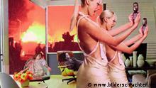 "Martha Rosler: ""Bringing The War Home"", USA 2004-2008 *** Ausstellung Bilderschlachten in Osnabrück CMS: 05.2009"