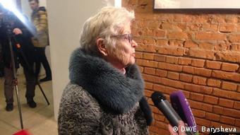 Дина Александровна о фильме