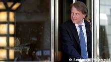 USA Donald McGahn, Berater Donald Trump 2016