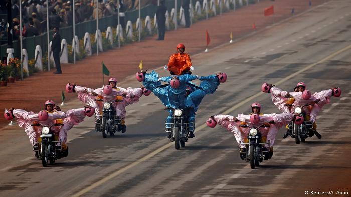 Indien Republic Day Parade