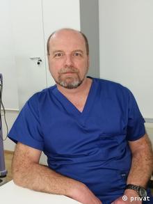 dr. Nikola Žgrablić, predsjednik HDM-a