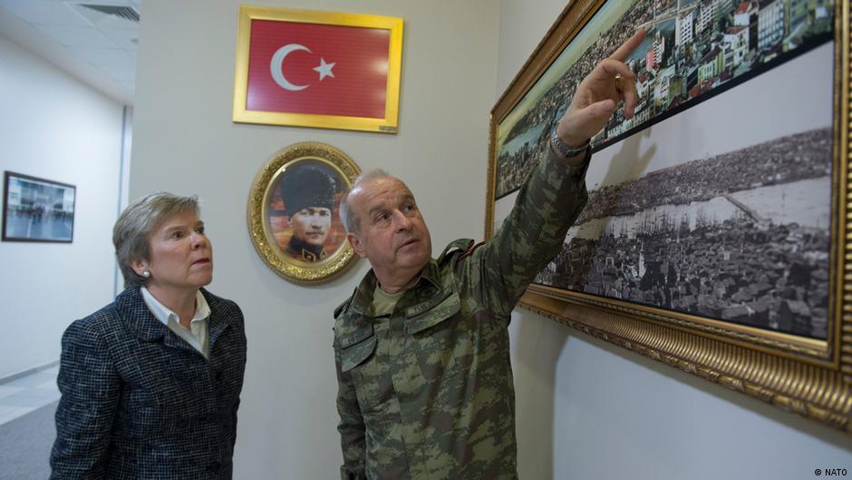 NATO: ABD ve Türkiye çatışmadan kaçınma konusunda dikkatli