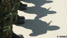 Symbolbilder Wehrdienst in Bulgarien