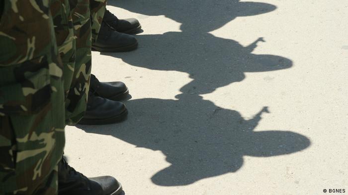 Symbolbilder Wehrdienst in Bulgarien (BGNES)