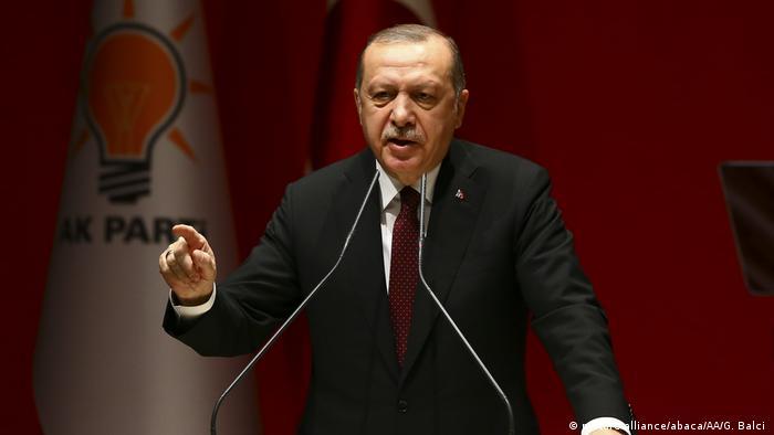 президент Эрдоган
