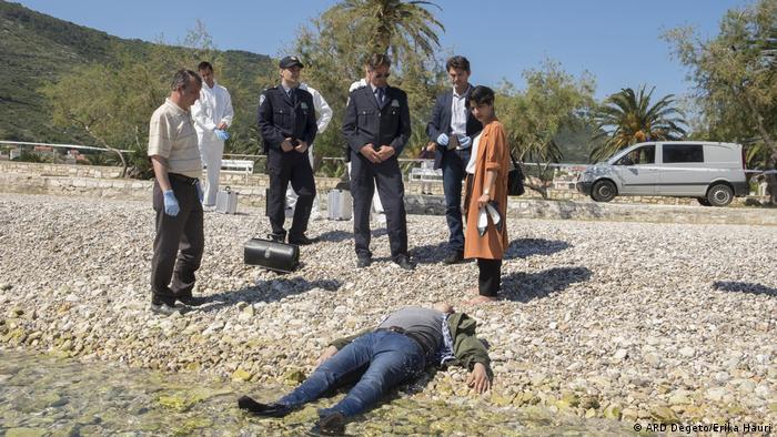 Leš na plaži - naizgled zločin iz pohlepe u neonacističkom miljeu, a zapravo kasna privatna osveta