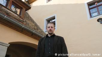 Γκετς Κούμπιτσεκ, εκδότης και ένας από τους πλέον γωνστούς ακροδεξιούς στη Γερμανία.