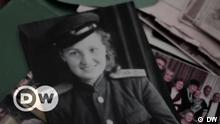 Screenshots DW: Ehrentitel Gerechter unter den Völkern an Sofia Jarowa