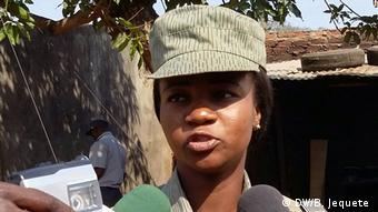 Mosambik Kindermord steigt in der Provinz Manica