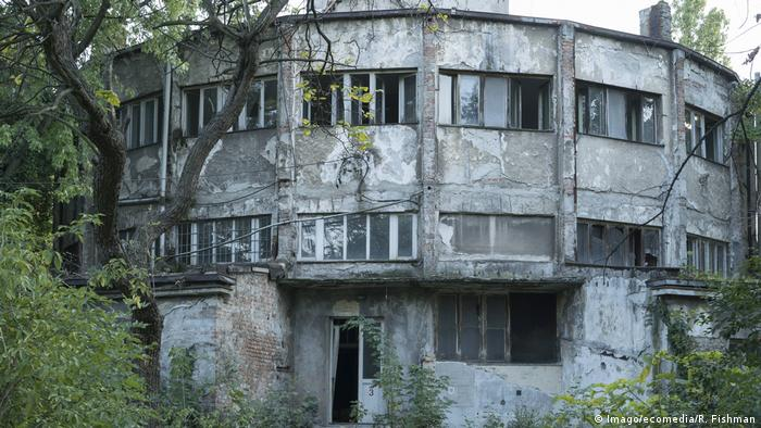 Serbien Ex-Konzentrationslager Sajmiste in Belgrad (Imago/ecomedia/R. Fishman)