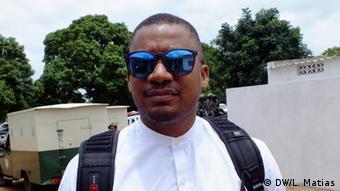 Mosambik Angelo Nkutumula