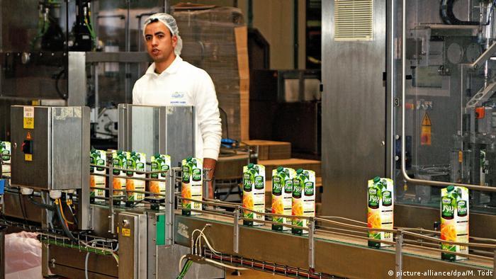 Ägypten Industrieprodukte