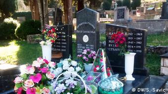 Grob Srđana Aleksića u Trebinju
