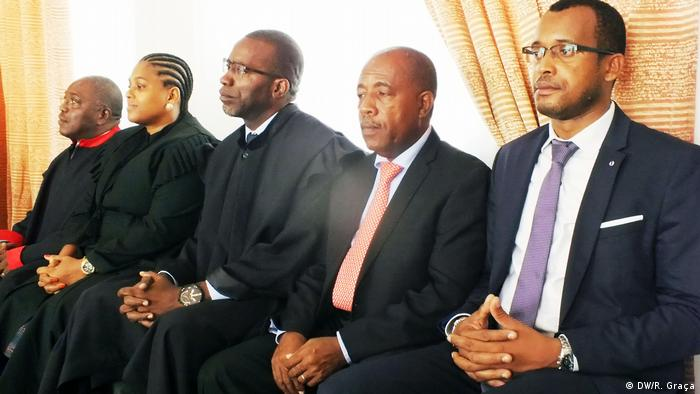Juízes do Tribunal Constitucional autónomo
