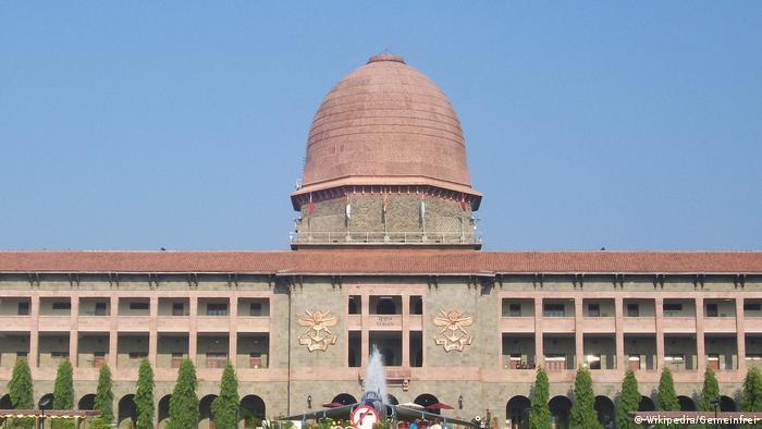 Sudan Block der National Defence Academy (Wikipedia/Gemeinfrei)