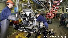 Autoindustrie Russland - GAZ