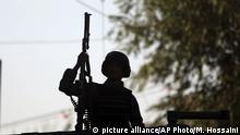 Symbolbild Afghanistan Polizei