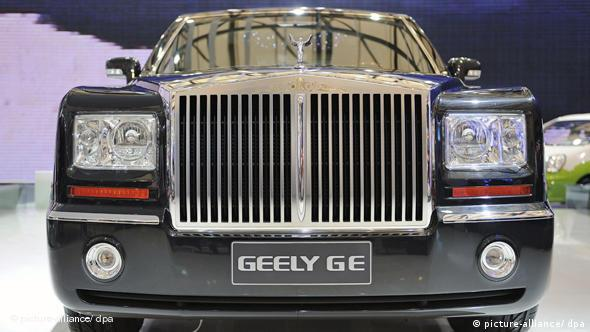 Flash-Galerie Geely (picture-alliance/ dpa)